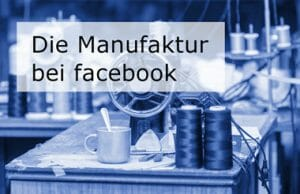 Manufaktur bei facebook